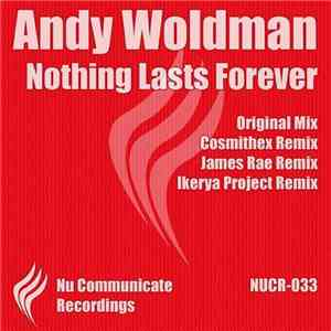 Andy Woldman - Nothing Lasts Forever album flac