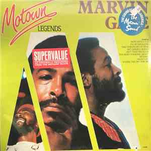Marvin Gaye - Motown Legends album flac