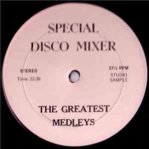 Diana Ross & The Supremes - Special Disco Mixer (The Greatest Medleys) album flac