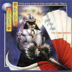 Tokyo Blade - Night Of The Blade - The Night Before album flac