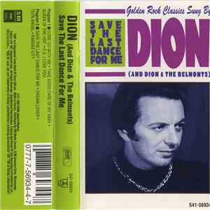 Dion , Dion & The Belmonts - Save The Last Dance For Me album flac