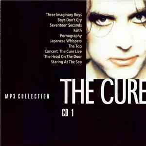 The Cure - Mp3 Collection (CD1) album flac