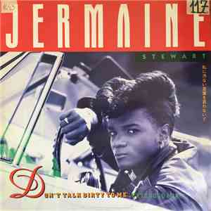 Jermaine Stewart - Don't Talk Dirty To Me album flac