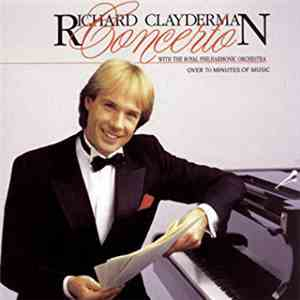 Richard Clayderman With The Royal Philharmonic Orchestra - Concerto album flac