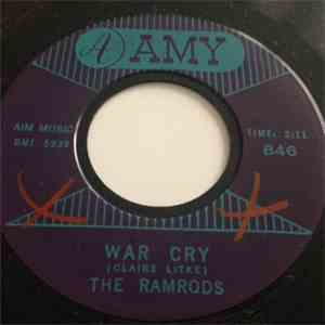 The Ramrods - War Cry/Boing album flac