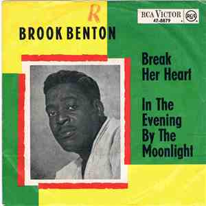 Brook Benton - In The Evening By The Moonlight / Break Her Heart album flac