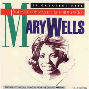 Mary Wells - 22 Greatest Hits album flac