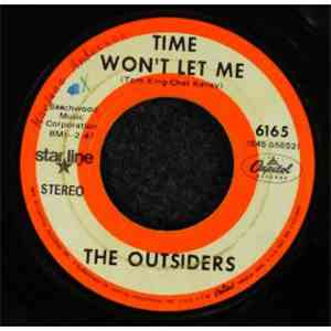The Outsiders  - Time Won't Let Me / Girl In Love album flac
