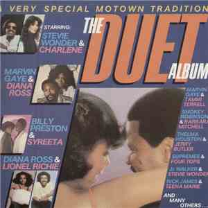 Various - The Duet Album - A Very Special Motown Tradition album flac