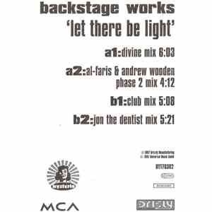 Backstage Works - Let There Be Light album flac