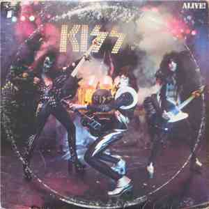 Kiss - Alive! album flac