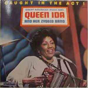 Queen Ida And Her Zydeco Band - Caught In The Act! album flac
