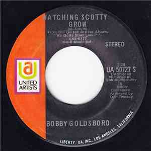 Bobby Goldsboro - Watching Scotty Grow / Water Color Days album flac