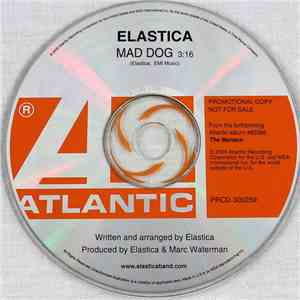 Elastica  - Mad Dog album flac