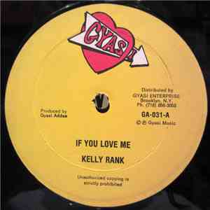 Kelly Rank - If You Love Me album flac