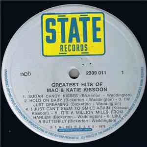 Mac And Katie Kissoon - The Greatest Hits album flac