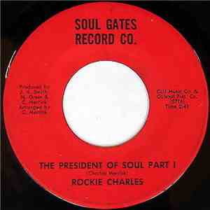Rockie Charles - The President Of Soul Part 1 album flac