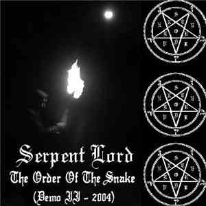 Serpent Lord - The Order Of The Snake album flac