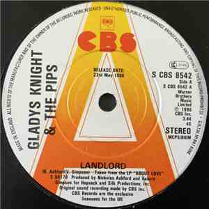 Gladys Knight & The Pips - Landlord album flac