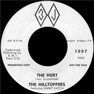 The Hilltoppers Featuring Jimmy Sacca - The Hurt album flac