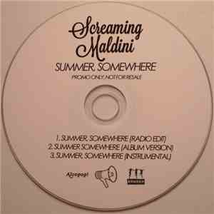 Screaming Maldini - Summer, Somewhere album flac