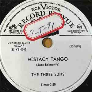 The Three Suns - Ecstacy Tango / Waggashoe album flac
