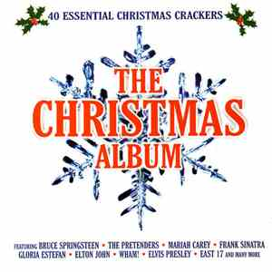 Various - The Christmas Album - 40 Essential Christmas Crackers album flac