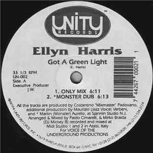 Ellyn Harris - Got A Green Light album flac