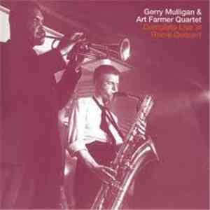 Gerry Mulligan & Art Farmer Quartet - Complete Live In Rome Concert album flac