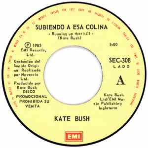 Kate Bush - Subiendo A Esa Colina = Running Up That Hill album flac
