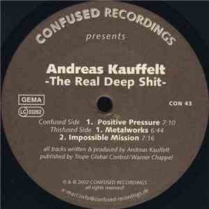 Andreas Kauffelt - The Real Deep Shit album flac
