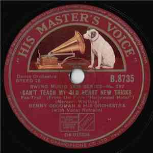Benny Goodman Trio - Can't Teach My Old Heart New Tricks / Silhouetted Un The Moonlight album flac