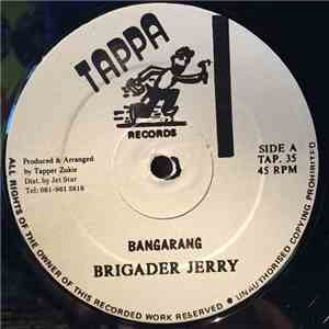 Brigader Jerry - Bangarang / Version album flac