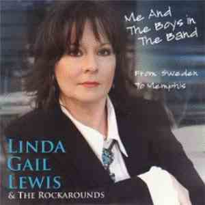 Linda Gail Lewis & The Rockarounds - Me And The Boys In The Band album flac
