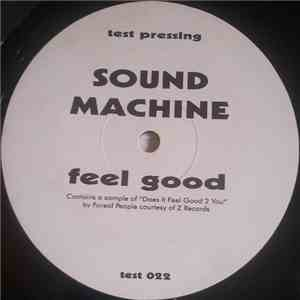 Sound Machine - Feel Good album flac