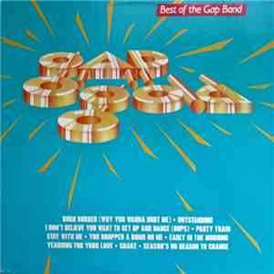 The Gap Band - Best Of The Gap Band - Gap Gold album flac