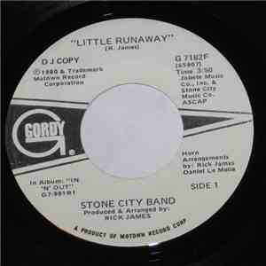 Stone City Band - Little Runaway album flac