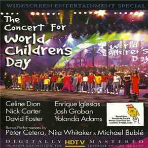 Various - The Concert For World Children's Day album flac