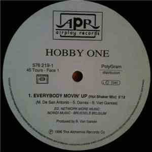 Hobby One - Everybody Movin' Up album flac