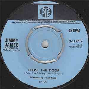 Jimmy James  - Close The Door / Why album flac