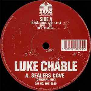 Luke Chable - Sealers Cove album flac