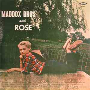 Maddox Brothers And Rose - Maddox Bros And Rose album flac