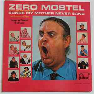 Zero Mostel - Songs My Mother Never Sang album flac