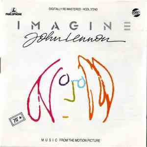 John Lennon - Imagine - Music From The Motion Picture album flac