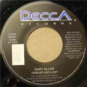 Gary Allan  - Forever And A Day album flac