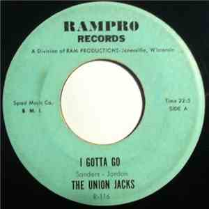 The Union Jacks - I Gotta Go / No One But You album flac
